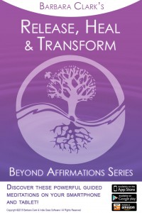 Release, Heal & Transform App. Cover Image